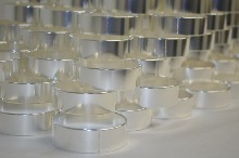 Silver Plating Service - QQ-S-365, ASTM B700, AMS 2410, 2411